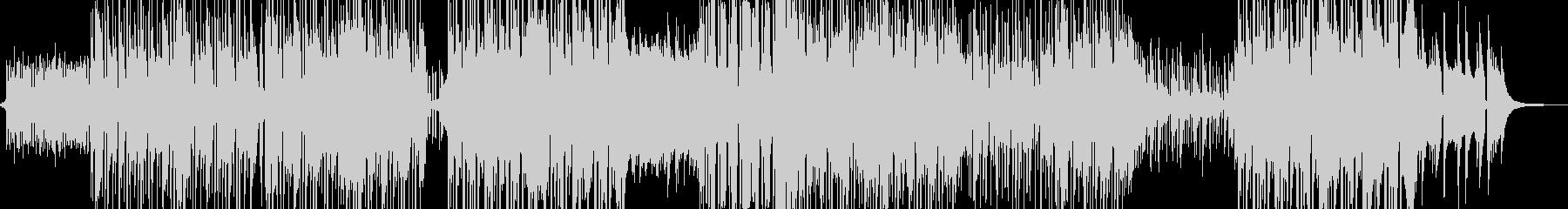 和装・渋い和楽器・ヒップホップ 短尺の未再生の波形