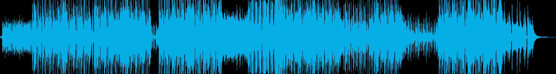 和装・渋い和楽器・ヒップホップ 短尺の再生済みの波形