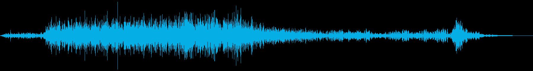 【ゲーム】 火 属性 05の再生済みの波形