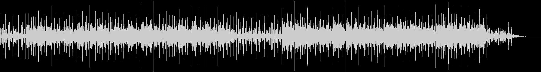 壮大なポストロック風シンセ ループ音源の未再生の波形