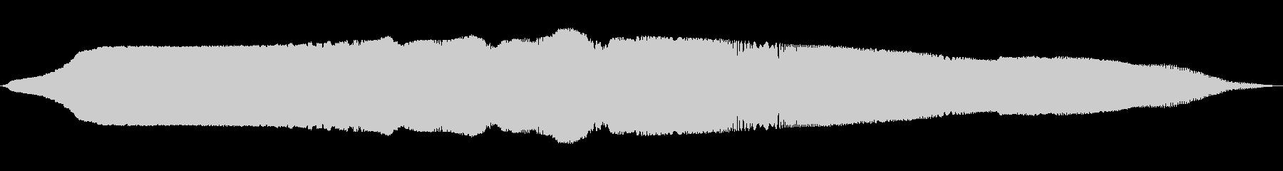 タイムマシン:電源シーケンスの未再生の波形