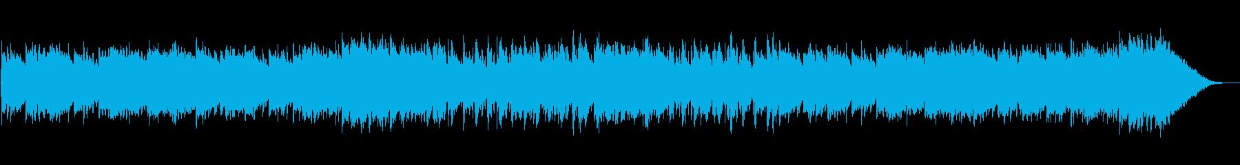 エンディング・おしゃれな夜景・R&Bの再生済みの波形
