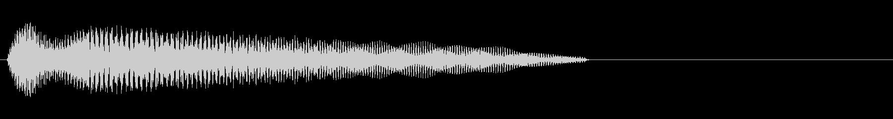 スチールギター:ショートスライドア...の未再生の波形