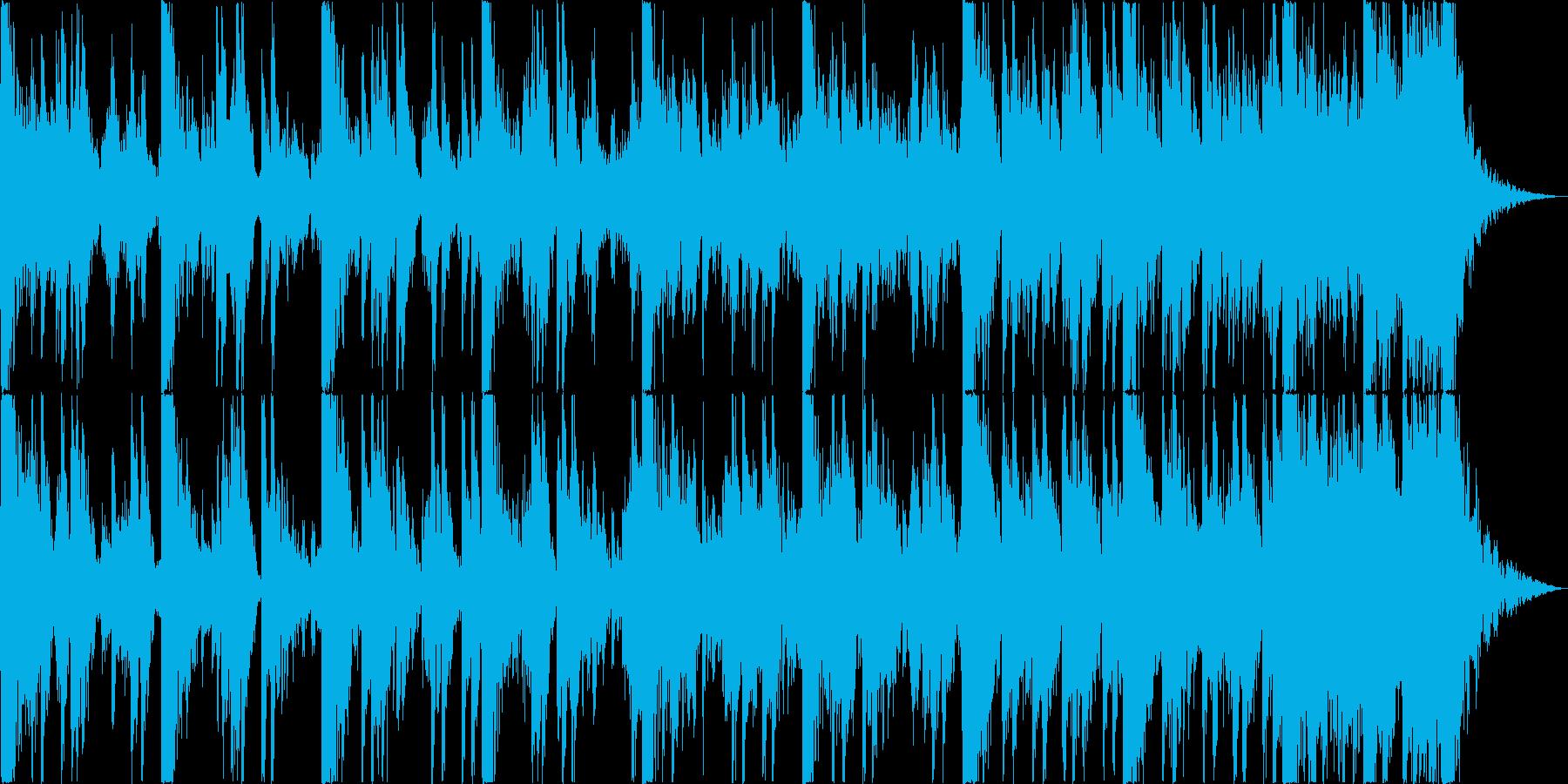 ハリウッド風トレイラー リズム主体10の再生済みの波形