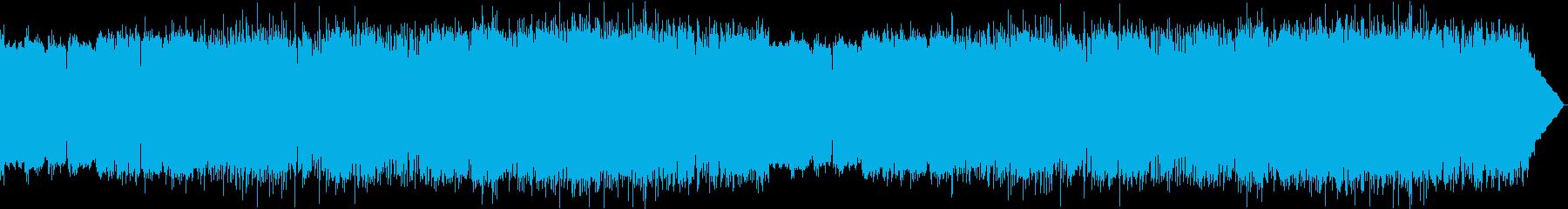【8bit】シリアスな洞窟ダンジョンの再生済みの波形