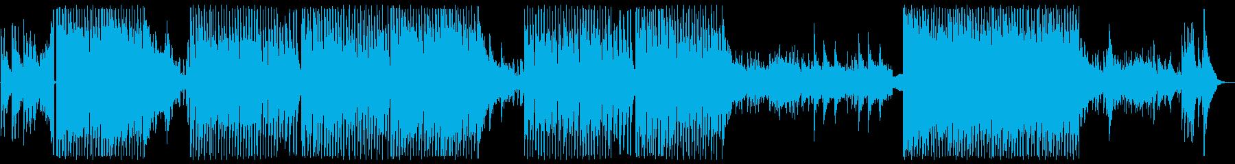 カロ・ミオ・ベン POP remixの再生済みの波形