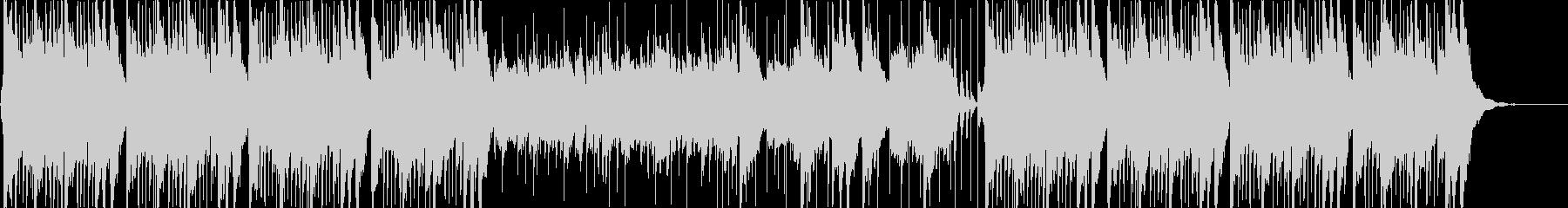 ギルドで流れてそうな民族音楽 ケルトの未再生の波形