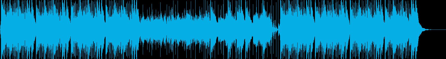 ギルドで流れてそうな民族音楽 ケルトの再生済みの波形