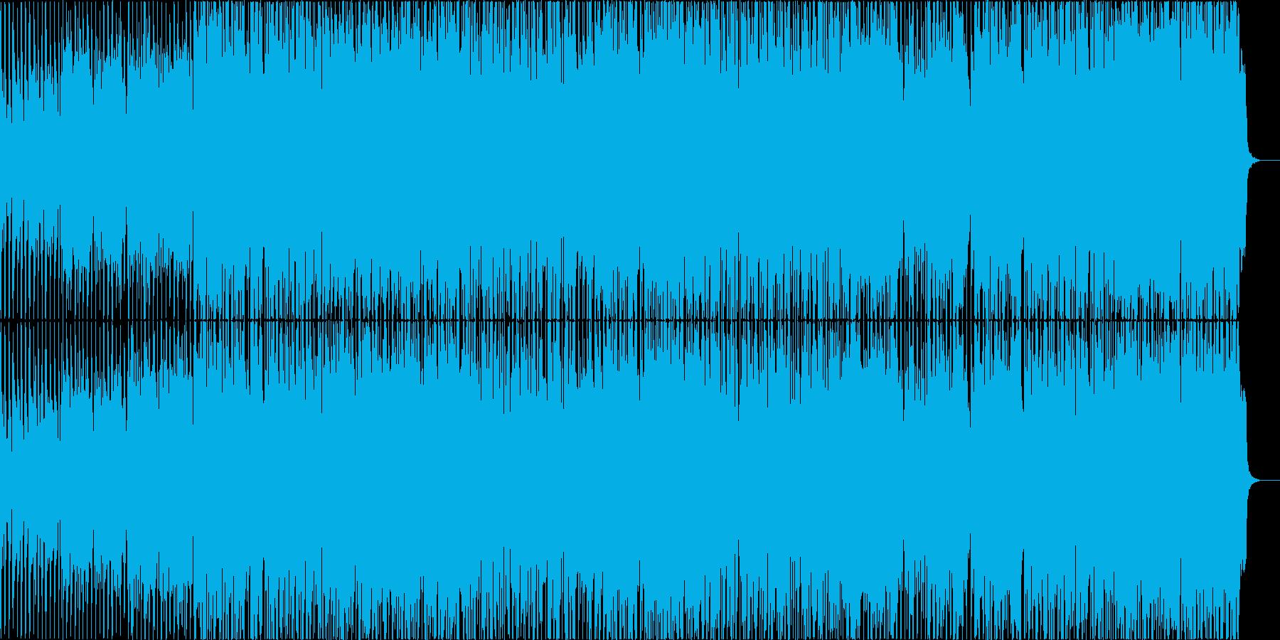 Pinfuの再生済みの波形
