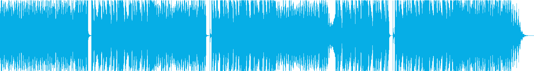 洋楽R&B・エモい・ゆったり・チル★の再生済みの波形
