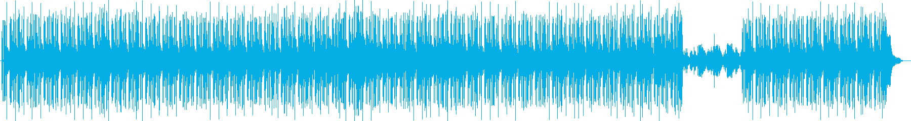 ホムセン・スーパー系の安い良フュージョンの再生済みの波形