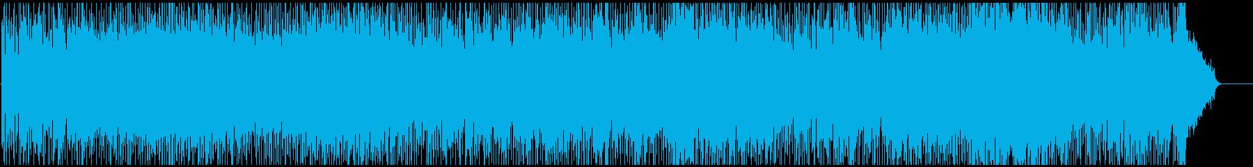軽快 さわやか いきいき ドライブ 情報の再生済みの波形