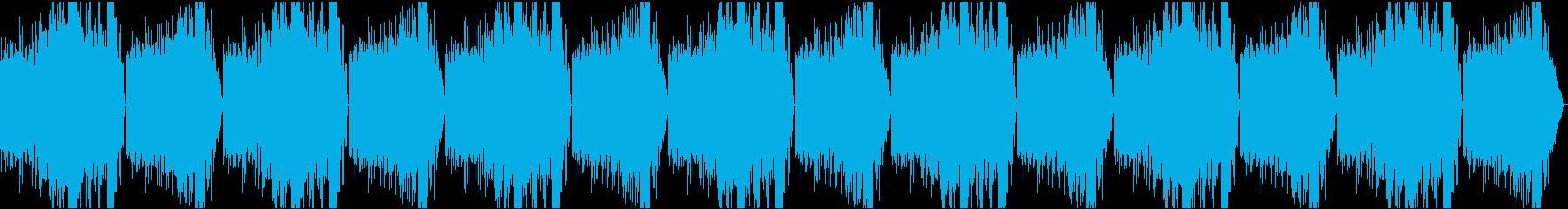 企業VP19 14分バージョンの再生済みの波形