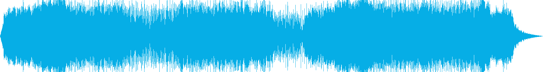 電気楽器。きらめくシンセレイヤーを...の再生済みの波形