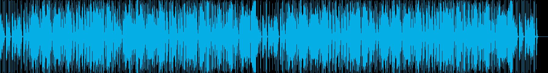 かわいいコロコロとした曲/動物・子供の再生済みの波形