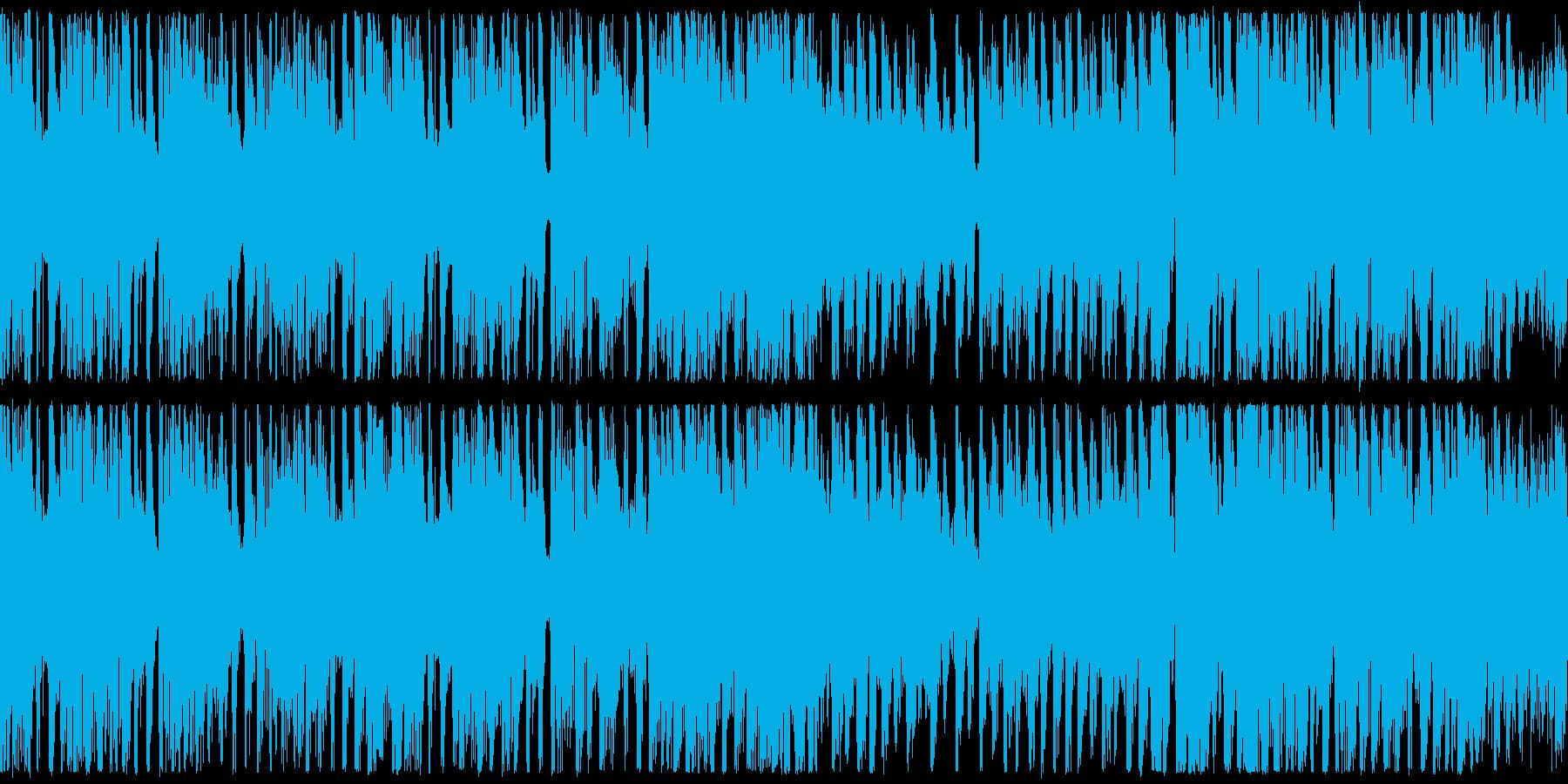 ループ,シューティング,ゲーム用途の再生済みの波形