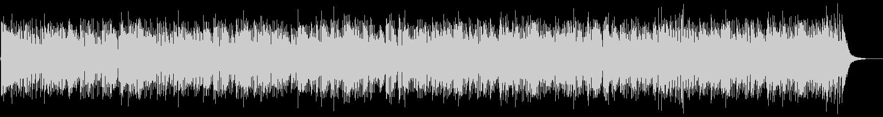 G線上のアリアJazzの未再生の波形
