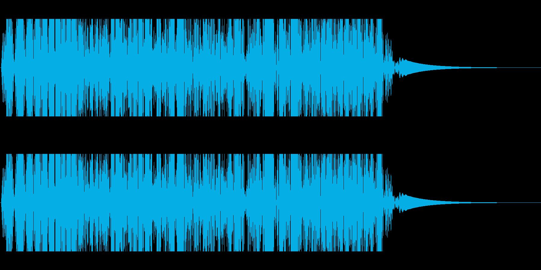 ズバッと斬る_07(刀・刺す・斬撃系)の再生済みの波形