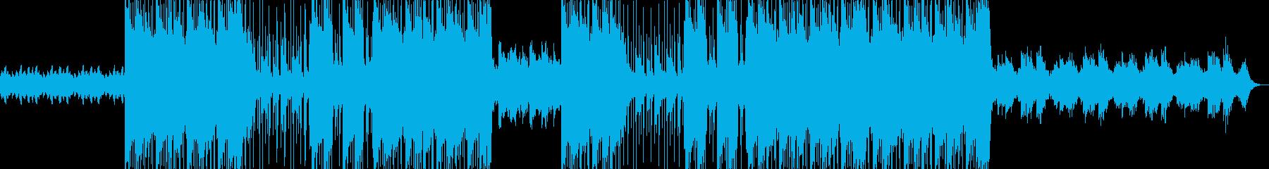 Trap, HIp Hopの再生済みの波形