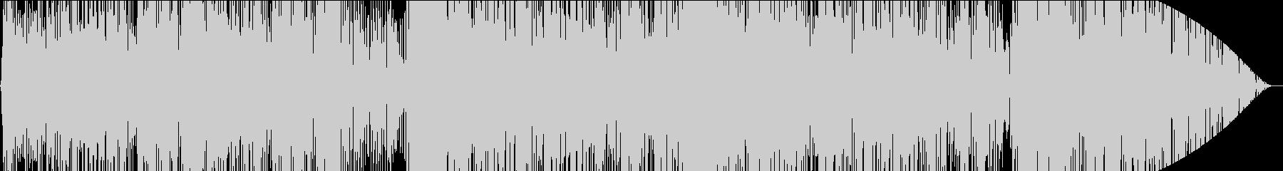 英語ネイティブ、ノラジョーンズ風ボサノバの未再生の波形