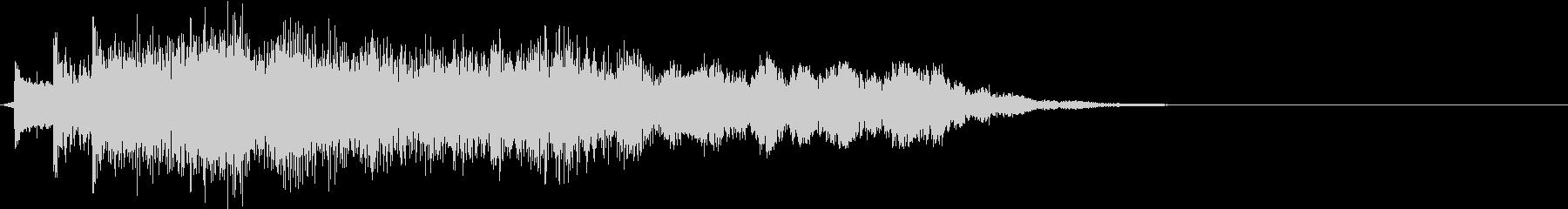 チュカーンー(サウンドロゴ、ゲーム)の未再生の波形