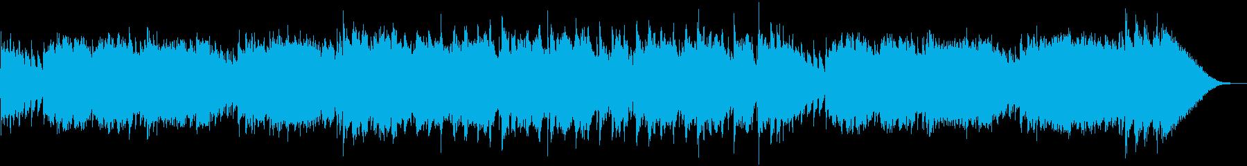 エンディング・おしゃれでかわいいR&Bの再生済みの波形