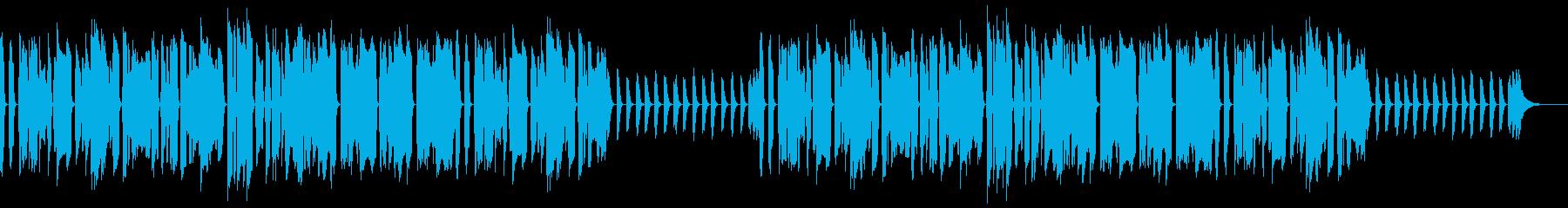 奇妙・リコーダー・コミカル・へっぽこの再生済みの波形