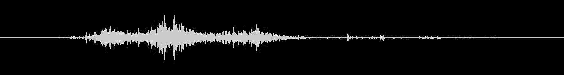 ツールボックス ラトル02の処理の未再生の波形