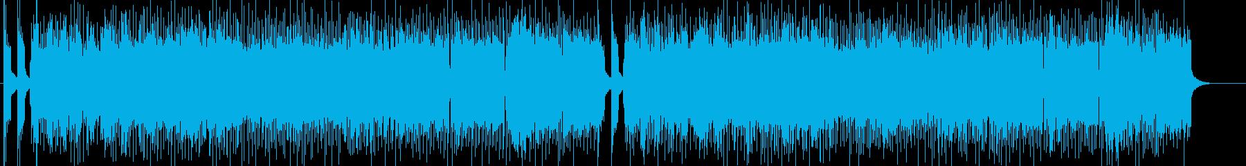 「HR/HM」「ROCK」BGM248の再生済みの波形