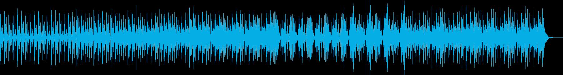 勉強 暗記 学習 まったり ピアノの再生済みの波形