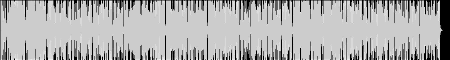 13秒でサビ、クリスマスバラード/静めの未再生の波形
