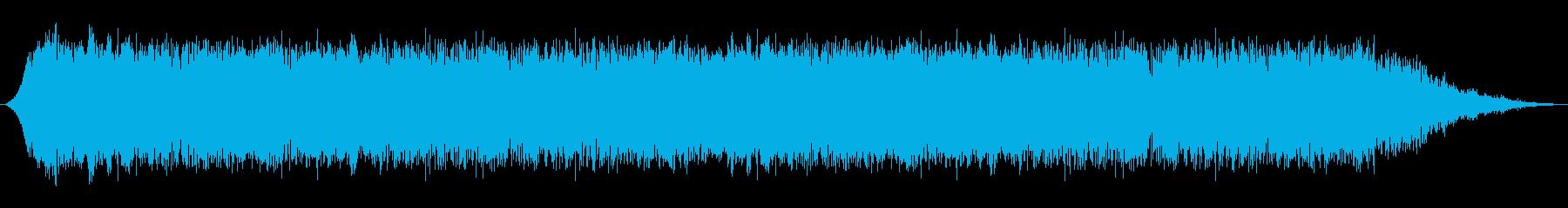 デジタルドレッドディープアンビエン...の再生済みの波形
