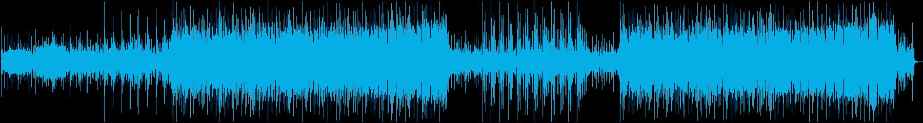 東/東洋/中東またはインド/ボリウ...の再生済みの波形