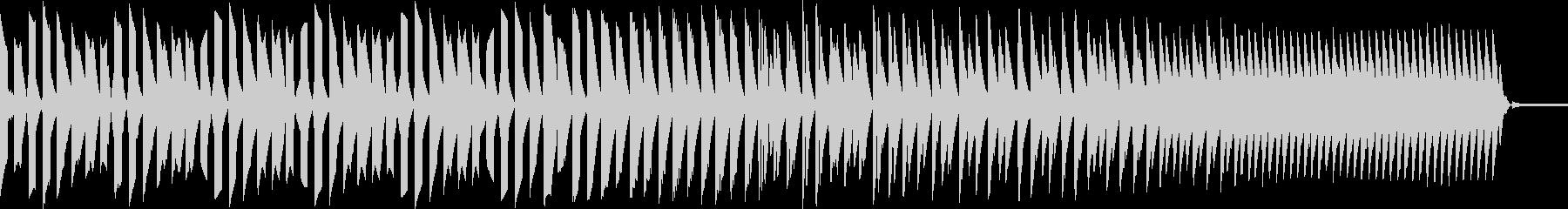 AMGアナログFX3の未再生の波形