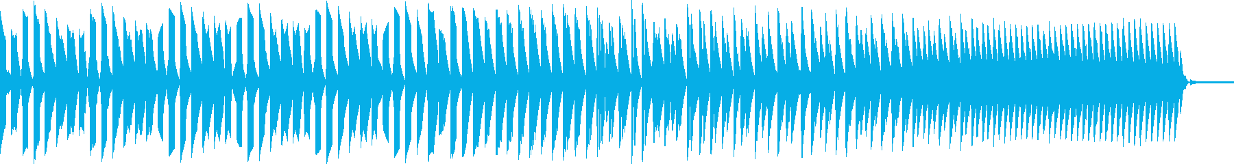 AMGアナログFX3の再生済みの波形