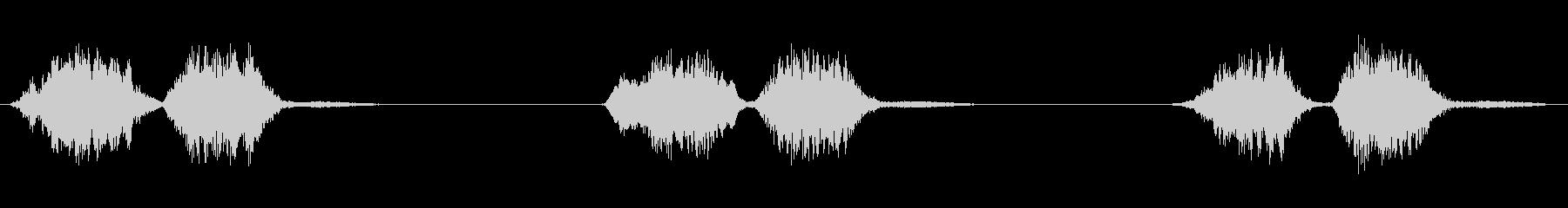 スモールスタジオオーディエンス:学...の未再生の波形