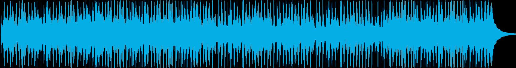 人気のポップ系コンセプトムービーBGMの再生済みの波形