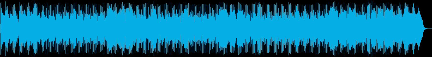歌。カインドホテルカインドパーカッ...の再生済みの波形