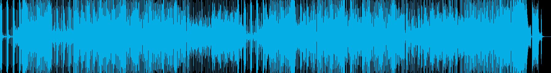 ツーリング日和・軽快なサックスジャズ ★の再生済みの波形