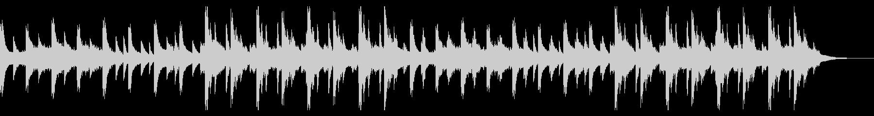 お洒落なピアノ&オーケストラ(TVCM)の未再生の波形