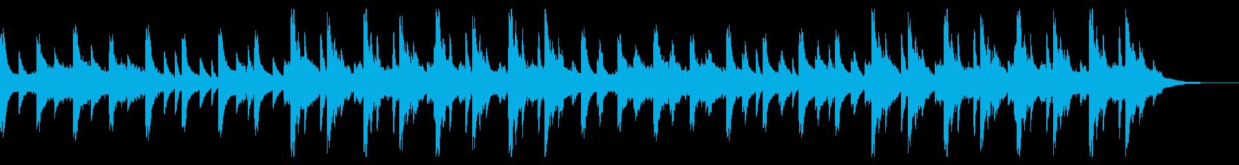 お洒落なピアノ&オーケストラ(TVCM)の再生済みの波形