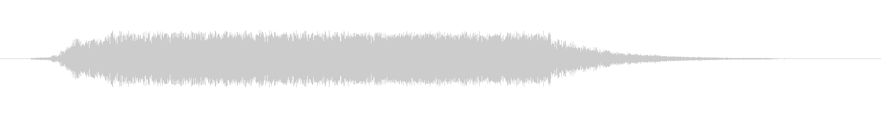 ワミークライムの未再生の波形