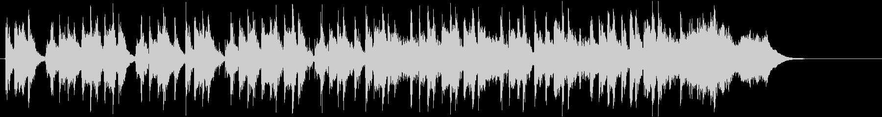勇ましいオーケストラ-短縮版-の未再生の波形