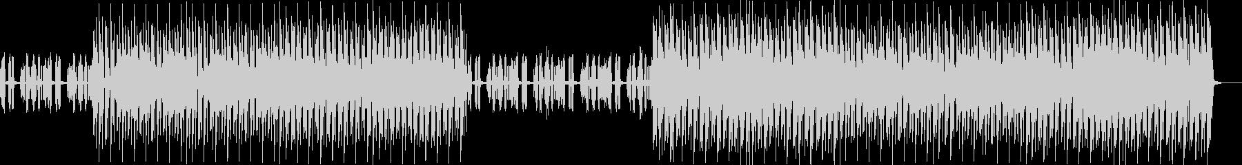 ダーク・ダーティー・EDM4の未再生の波形