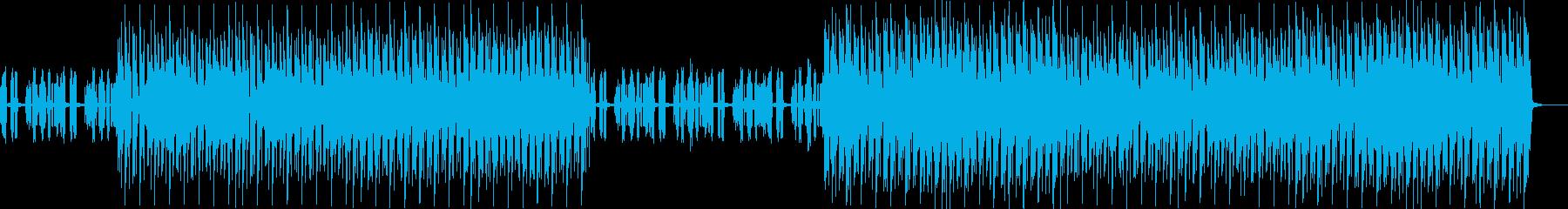 ダーク・ダーティー・EDM4の再生済みの波形