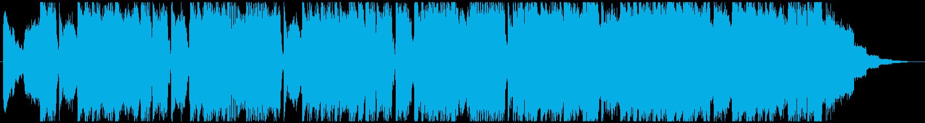 メタル 積極的 焦り 劇的な 神経...の再生済みの波形