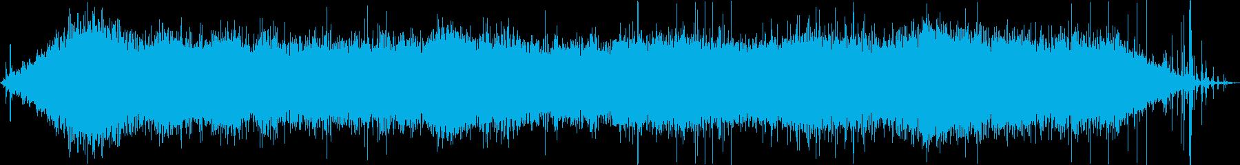 ダークアンビエント_01 テクスチャの再生済みの波形