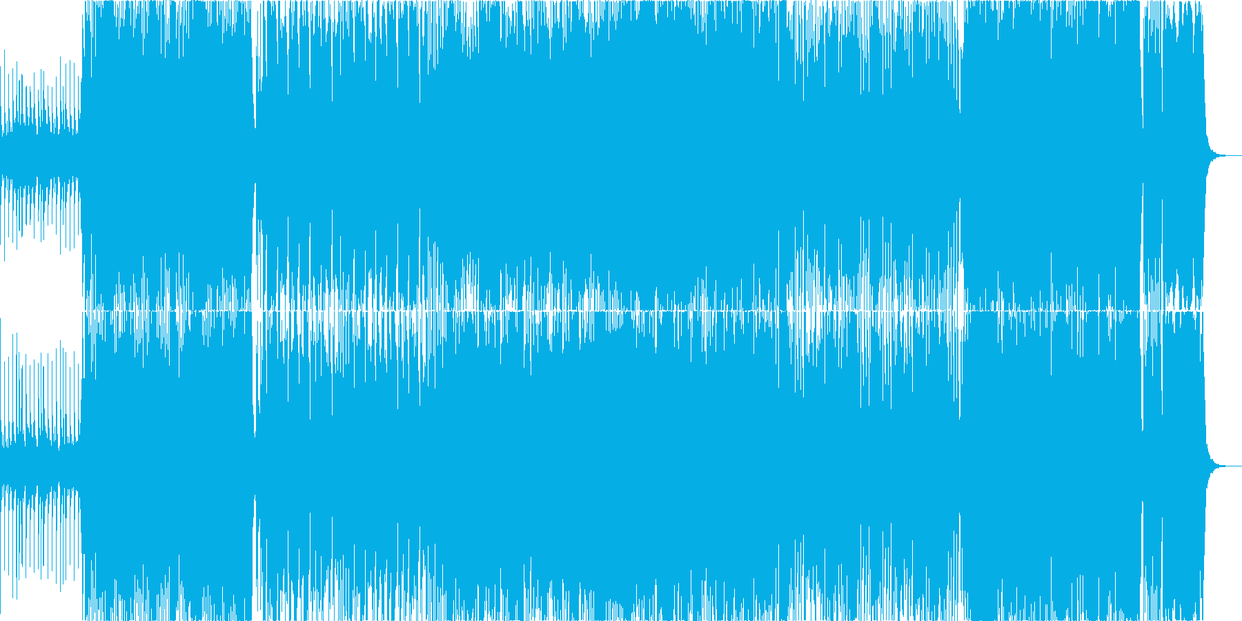 Shakuhachi is the main intense Japanese style lock's reproduced waveform