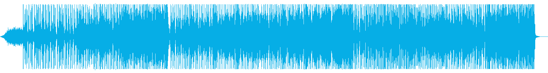インストルメンタルニューエイジの始...の再生済みの波形