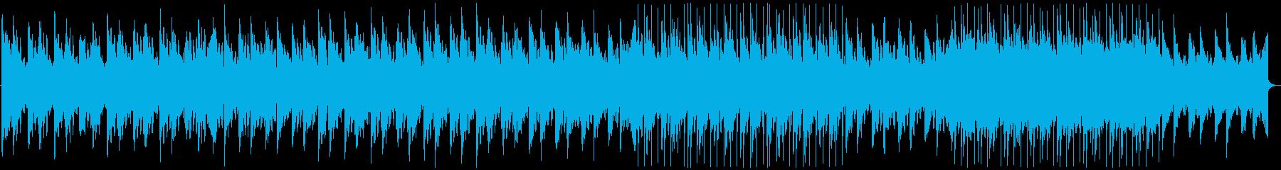 企業VP・シンプル・キラキラ・温かいの再生済みの波形